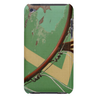 Deteriorating basketball hoop iPod touch cover