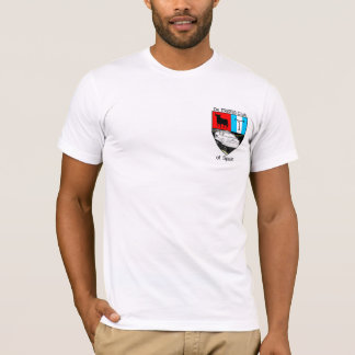 DeTomaso Loire Valley and Le Mans shirt - white