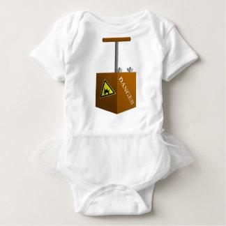 Detonator Box Baby Bodysuit