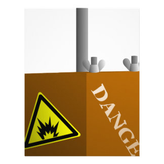 Detonator Box Letterhead