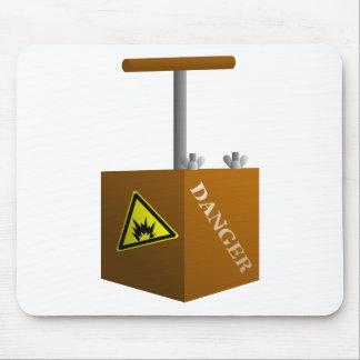 Detonator Box Mouse Pad