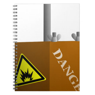 Detonator Box Notebook