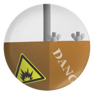 Detonator Box Plate
