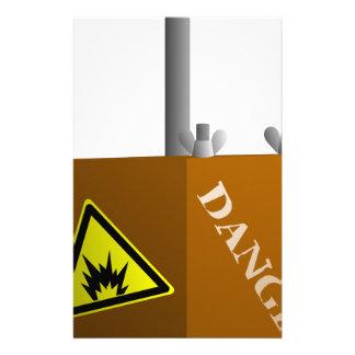 Detonator Box Stationery