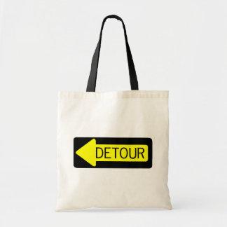 Detour Budget Tote Bag