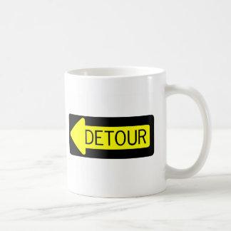 Detour Coffee Mugs