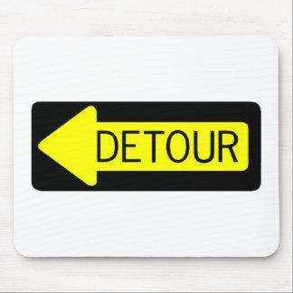 Detour Mouse Pad