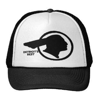 DETRIOT'S BEST TRUCKER HAT
