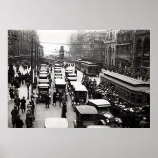 Detroit - 1920s poster