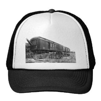 Detroit and Mackinac Railway Mail Car Trucker Hat