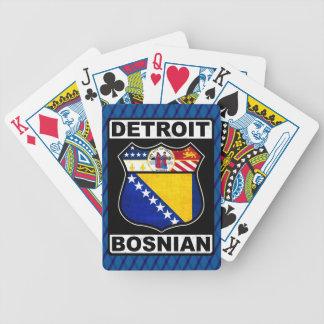 Detroit Bosnian American Card Deck