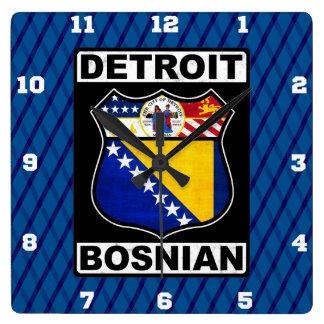 Detroit Bosnian American Clock
