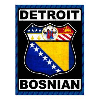 Detroit Bosnian American Post Cards
