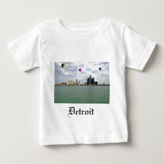 Detroit City Michigan Baby T-Shirt