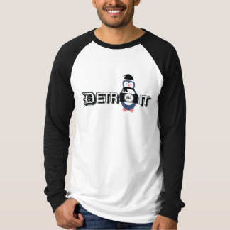 DETROIT COOL MAN T-Shirt