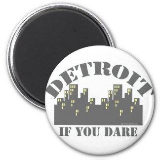 Detroit Dare Magnet