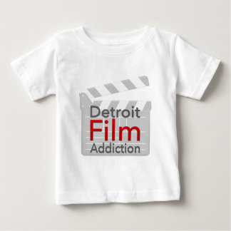 Detroit Film Addiction Baby T-Shirt