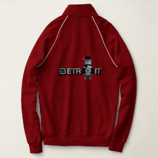 Detroit for man jacket
