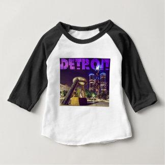 Detroit Hart Plaza Baby T-Shirt