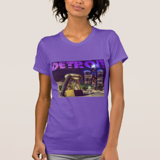 Detroit Hart Plaza T-Shirt