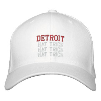 Detroit  HAT TRICK