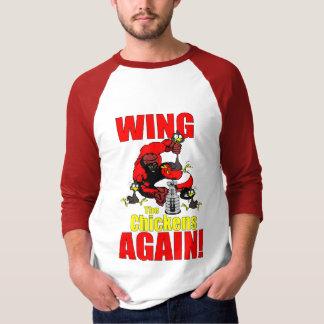 Detroit Hockey T-Shirt
