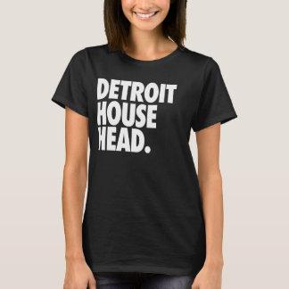 Detroit House Head (women) T-Shirt