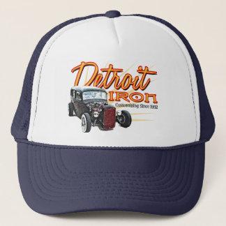 Detroit Iron Trucker Hat