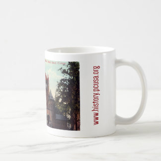Detroit, Michigan Postcard Mug