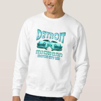Detroit Michigan Sweatshirt