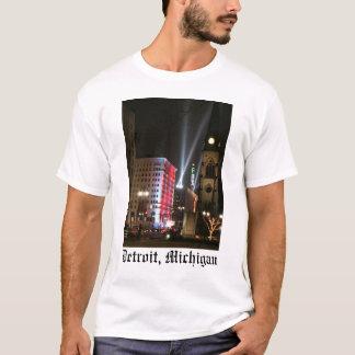 Detroit, Michigan T-shirt