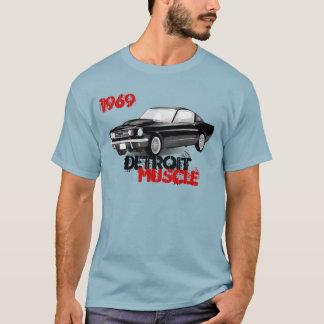 Detroit Muscle car T-shirt