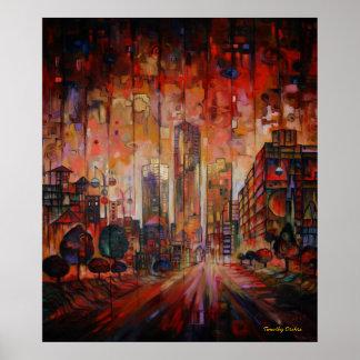 Detroit on My Mind XI Canvas Print
