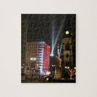 Detroit puzzle