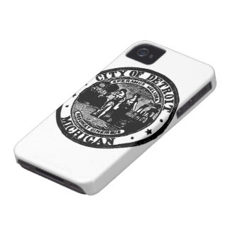 Detroit Seal Case-Mate iPhone 4 Case