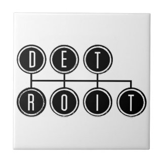 Detroit Shifter Tile
