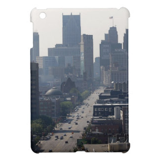 Detroit Skyline Case For The iPad Mini