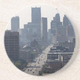 Detroit Skyline Coaster