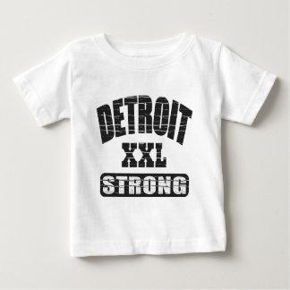 Detroit Strong Baby T-Shirt