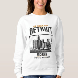 Detroit Sweatshirt