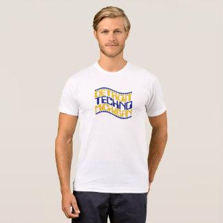 Detroit Techno Music T-Shirt