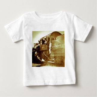 Detroit Terminal Railroad Engine #24 Baby T-Shirt