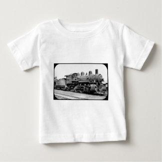 Detroit Terminal Railroad Engine #4 1938 Baby T-Shirt