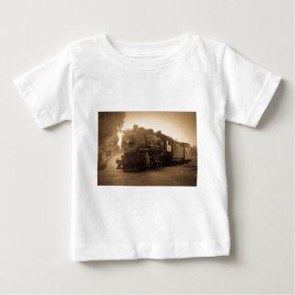Detroit Terminal Railroad Engine at Adrian MI Baby T-Shirt