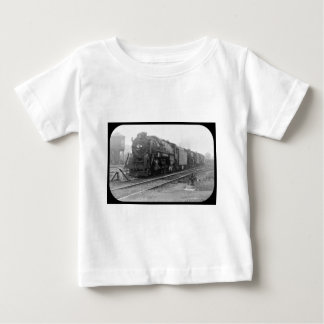 Detroit Terminal Railroad Locomotive Baby T-Shirt