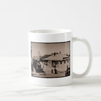 Detroit, Toledo and Ironton Railroad Coffee Mug