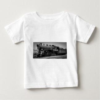 Detroit Toledo & Ironton Railroad Engine 17 Baby T-Shirt