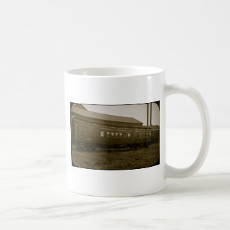 Detroit Toledo & Ironton Railroad Passenger Car Coffee Mug