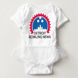 DetroitBowlingNews.com Baby Bodysuit