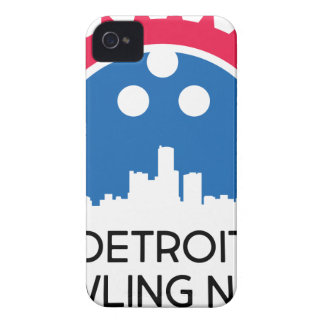 DetroitBowlingNews.com iPhone 4 Case-Mate Case